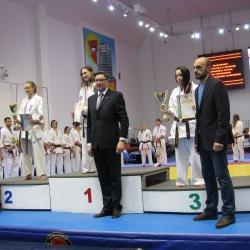 Чемпионат России по кумите и ката (мужчины, женщины) 02.04.16